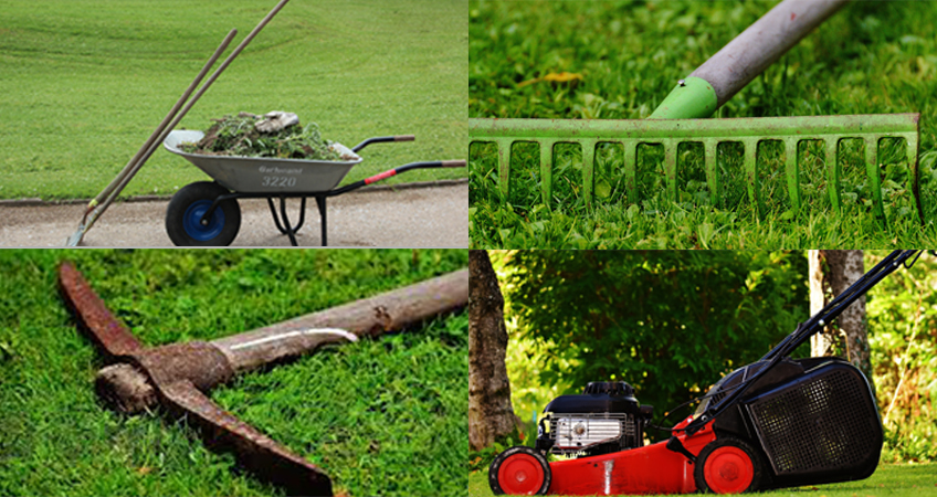 Essential Gardening Tools | Infographic