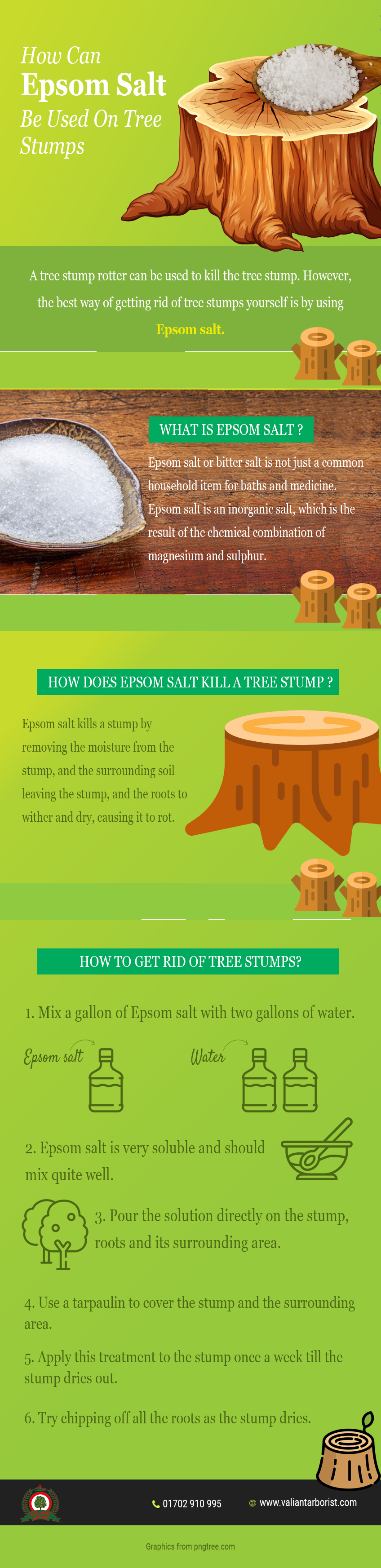 How-Can-Epsom-Salt-Be-Used-On-Tree-Stumps